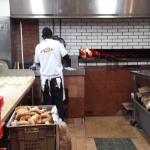 Making bagel magic!