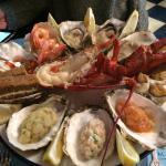 Big Sea food plate