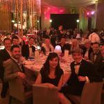In the Astor Ballroom