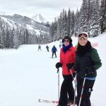 Skiing at Monarch Mountain