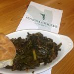 Homemade collard greens everyday for sure!