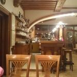 Bar room..