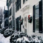 Market Street Inn during the winter. We are open year around!