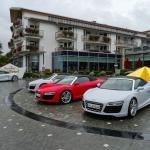 Audi R8 Spyders