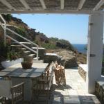 Vega Apartments - shared terrace