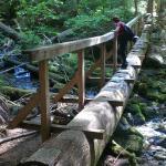 Crest Mountain Trail Natural Bridge