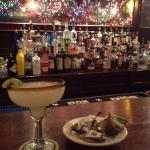 My Margarita and bar area