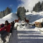 Berghaus Alpenroesli, Klosters