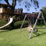 Kids´ playground area
