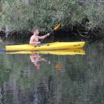 Chaz River with boat rentals is located in walking distance
