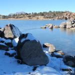 Lakeside trail brings you closer