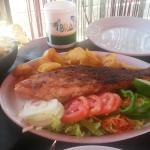 Ótimo prato escolhido: Peixe inteiro
