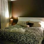 Our cozy Traveler Guestroom
