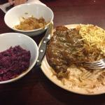 German Diner Foto