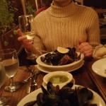 The Delicious  Mussels