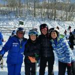 Lasies ski class