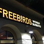 Freebirds Sign