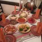 Traditional Bulgarian Christmas Eve Repast