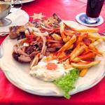 Griechisches Restaurant Olympia Foto