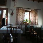 Saletta pranzo