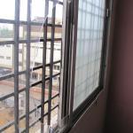 broken window pane