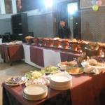 Buffet- authentic Moroccan fare.