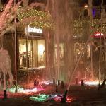"""Playa de Las Americas """"Light and Music Fountain"""""""