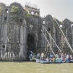 Murud- Janjira Fort, transport via sailing boat.