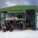 Panoramabahn Bergstationj