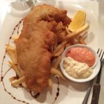 Quite big fish n chips :)