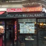 Corner diner