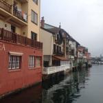 Casas que dan al mar
