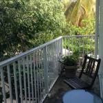 Back deck of Room 4