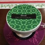 Pyszna zielona arabska herbata z miodem