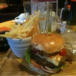 Yummy veg burger