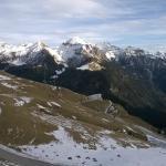 Panorama dal Rifugio