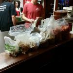 Gusano's Fresh Ingredients