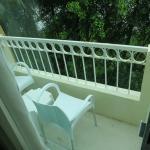 Minuscule balcon