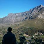 View from climbing the Lion's Head