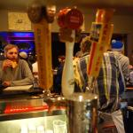 Delicious Cold Beer on Tap