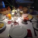 La nostra colazione da re&regina! Buonissima! Il servizio eccellente!