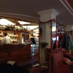 Interno della caffetteria