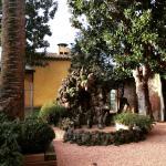 Jardín modernista