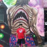 John from Houston channels his inner shark in Kaka'ako