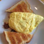 Puebla omelet.