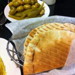 Pita Bread & Olives