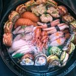 Fabulous sushi tray delivery