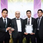 Asian Curry Awards 2012