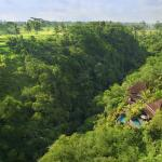 Views over the Ubud valley