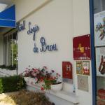 Accueil Hôtel Le LOGIS de BROU
